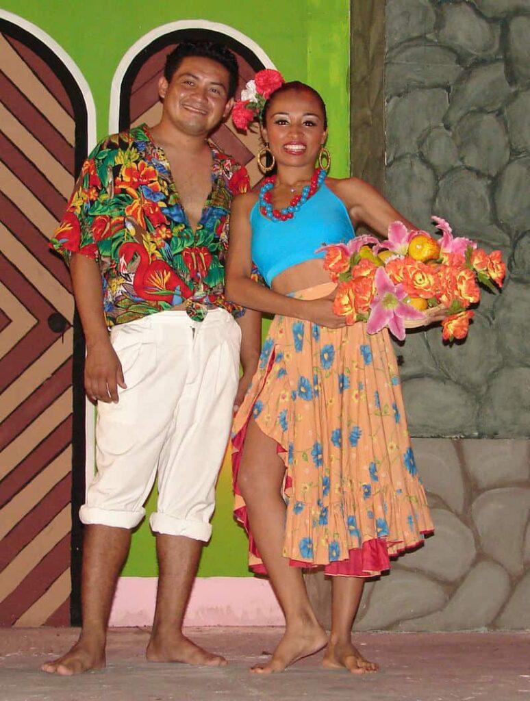 El caribeño, colores que distinguen a Quintana Roo.