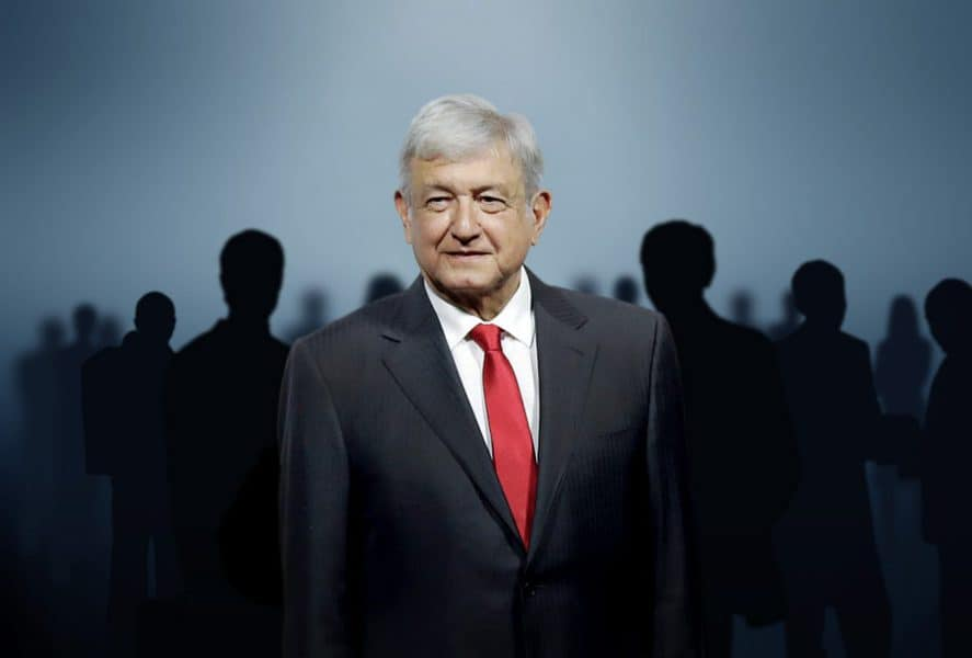 México se alista para la cuarta transformación