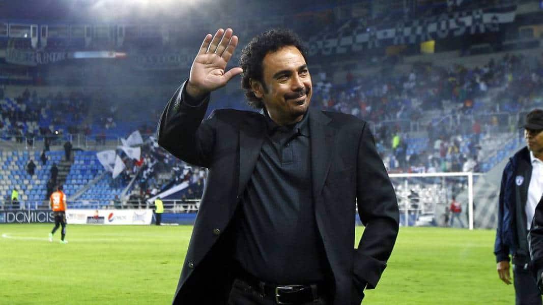Hugo Sánchez insiste en llegar al banquillo del Madrid