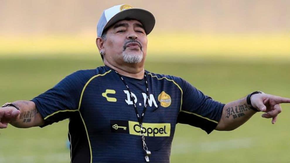 Investigan a Diego Armando Maradona