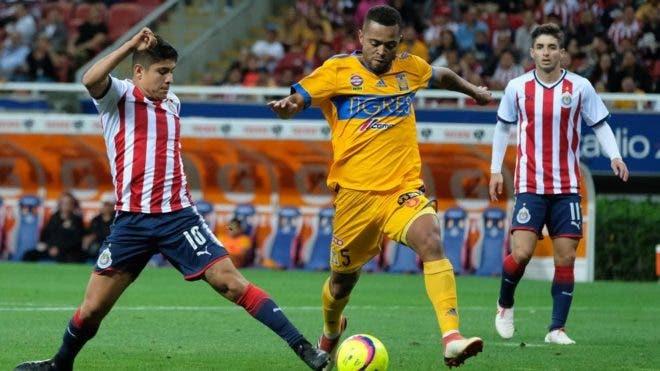 Liga MX: Resumen del partido entre Chivas 0-1 Tigres