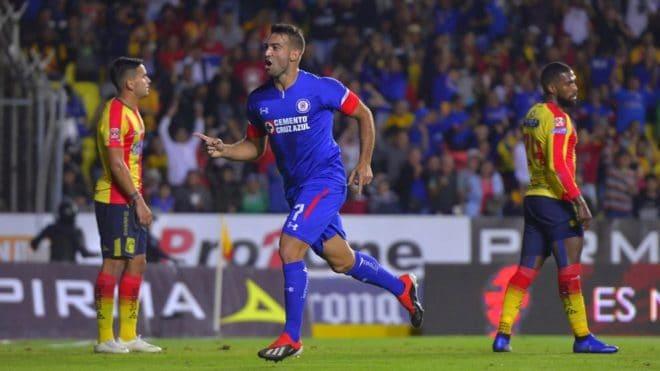 Liga MX: Resumen y goles de Monarcas 0-2 Cruz Azul