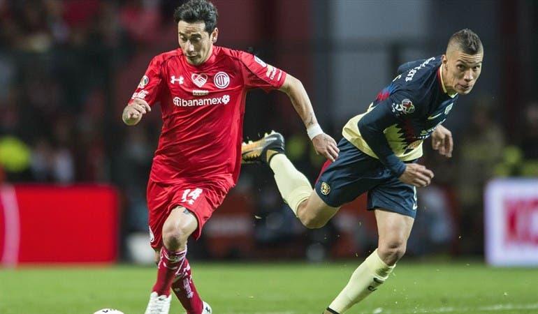 Liga MX: Ve en vivo Toluca vs América en los Cuartos de Final