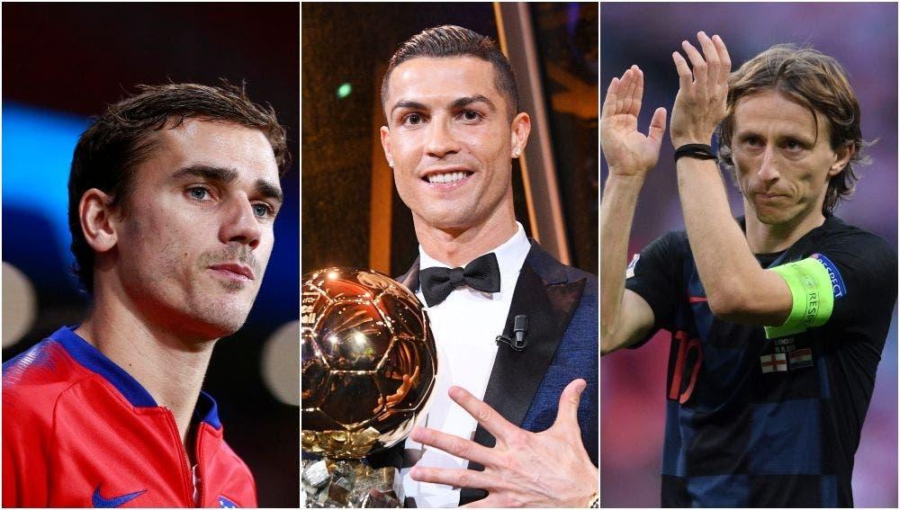 'France Football' ya avisó al ganador del Balón de Oro 2018