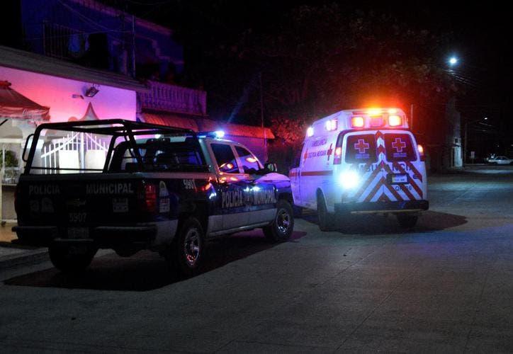 Borracho hiere con cuchillo a sujeto en la Región 230 de Cancún