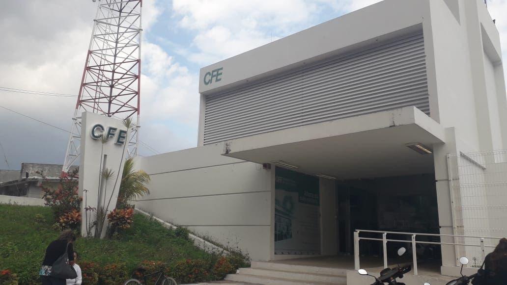 Denuncian voracidad de CFE en Cozumel