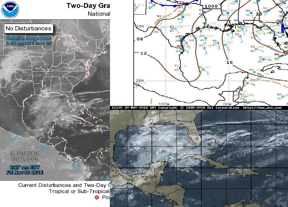 Anuncian más lluvias para Quintana Roo