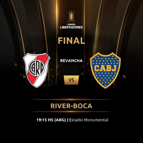 De nueva cuenta posponen Final de Libertadores
