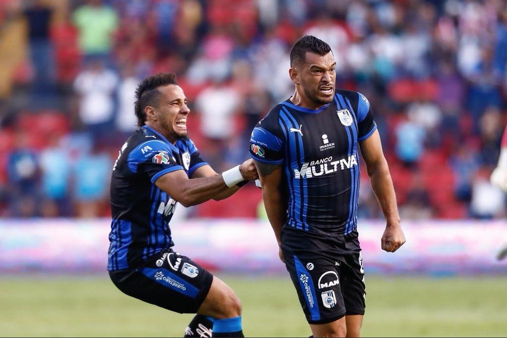 Liga MX: Resumen de Querétaro 1-0 Necaxa