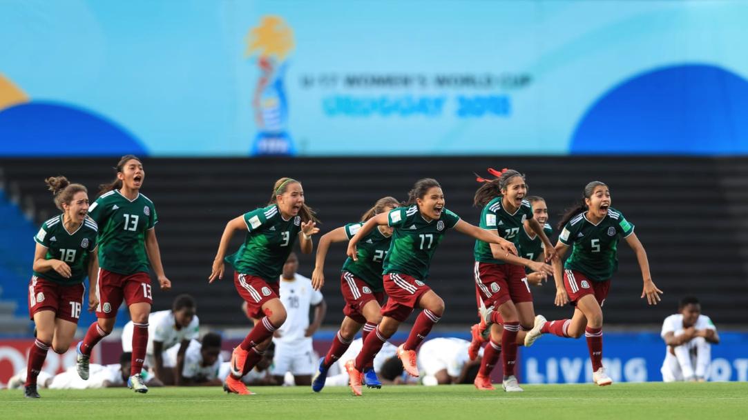 México Sub-17 Femenil buscará el pase a la Final del Mundial Uruguay 2018
