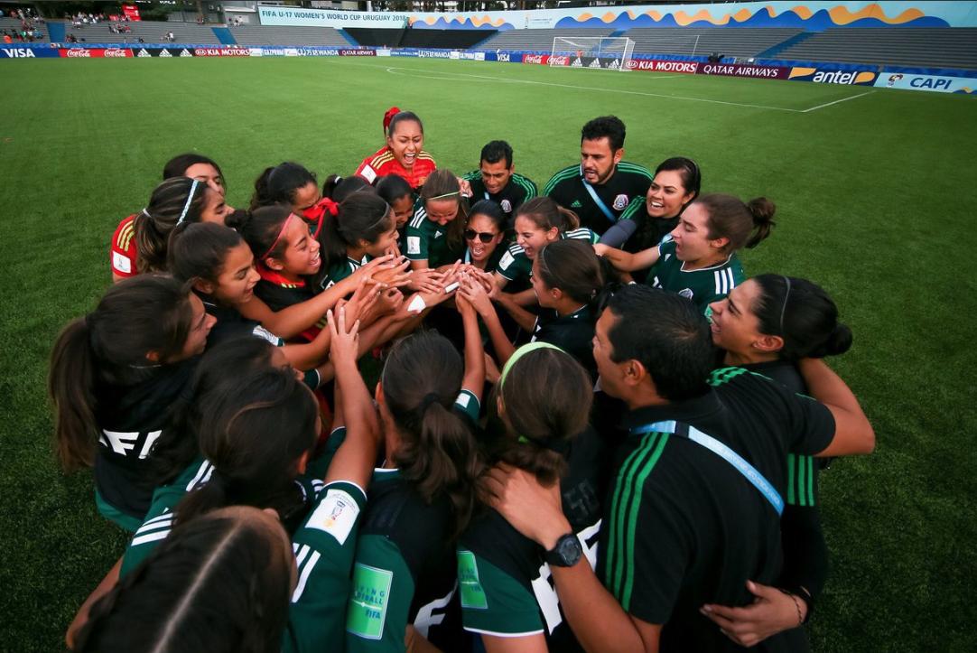 Ve en vivo México Sub-17 Femenil vs Canadá en Semifinales