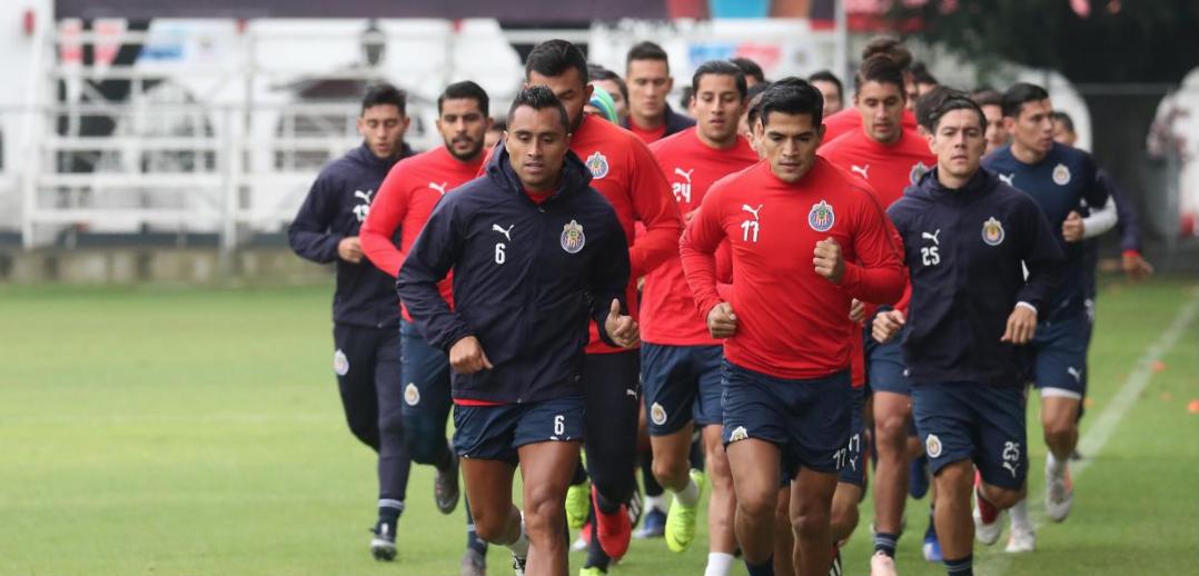 Chivas revela convocados para Mundial de Clubes