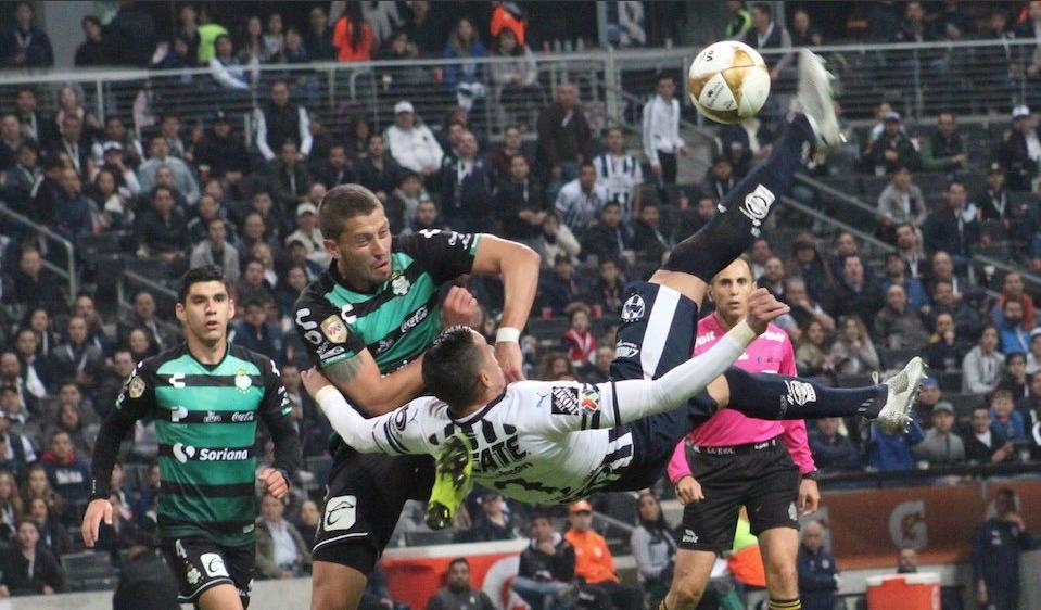 Liga MX: Resumen de Monterrey 1-0 Santos en los Cuartos de Final