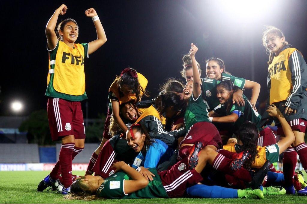 Cuándo juega México vs España la Final del Mundial Uruguay 2018 ... fd0784f1f941e