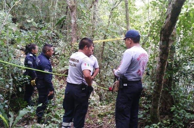 Cierran cenote de Tulum tras la muerte de buzos alemanes