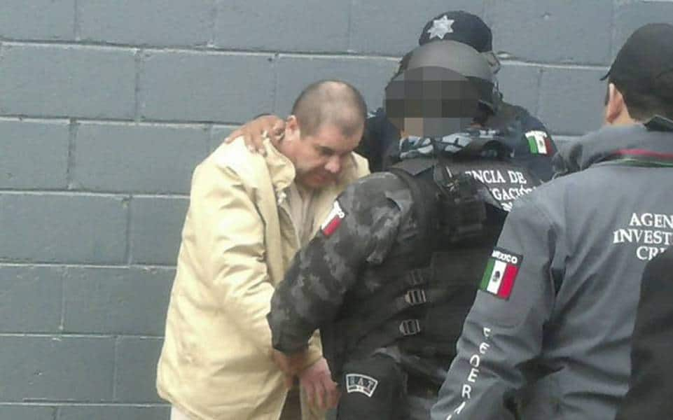 """Continúa """"El Rey"""" """"despepitando"""" en contra de """"El Chapo"""" Guzmán"""