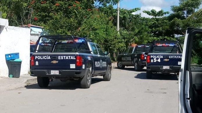 Persiguen a delincuentes y se les escapan en Chetumal