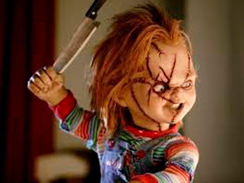Se hace viral la campaña navideña de Chucky