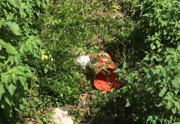 Hallan cuerpo cerca de caseta de policía en Playa del Carmen