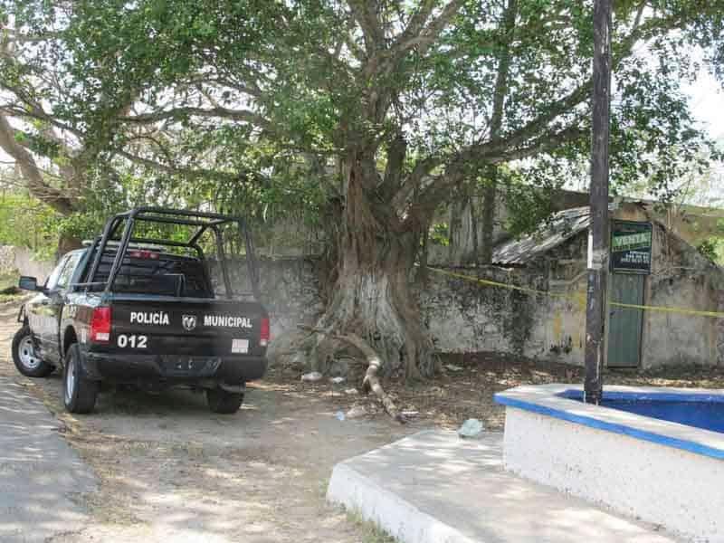 Hallan cuerpo sin vida de sujeto en Yucatán