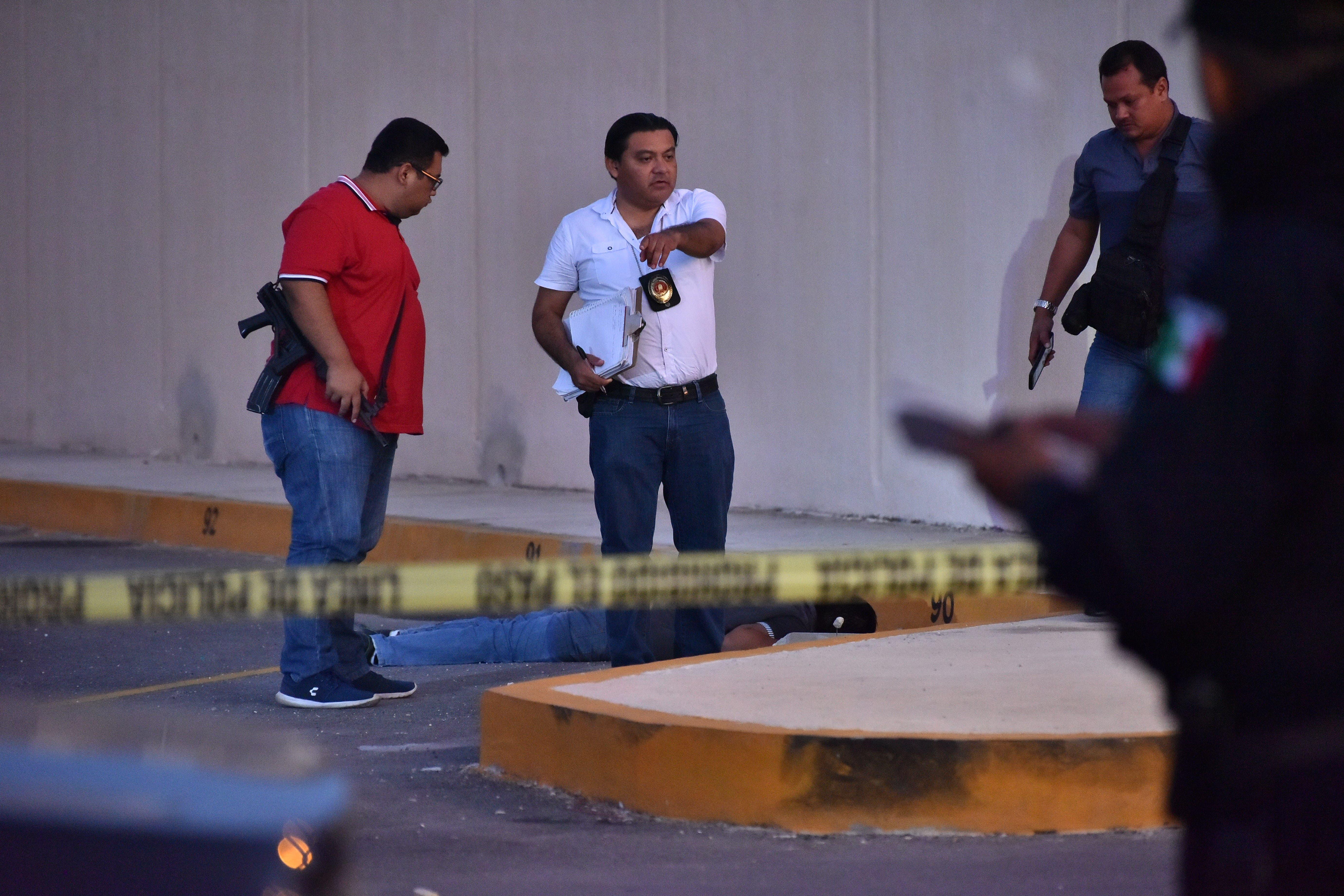 Asesinan a sujeto en la Región 256 de Cancún