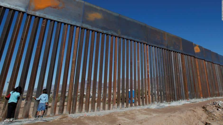 Checará secretario de Defensa de EU frontera con México