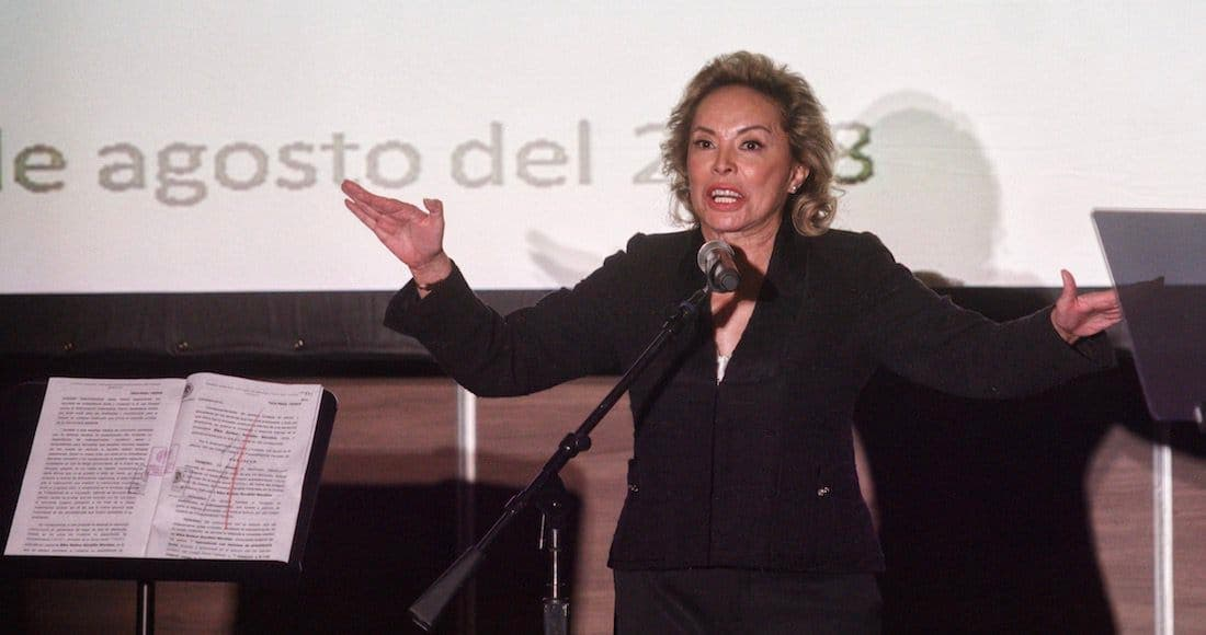 Video: Irá Gordillo por el liderazgo del SNTE