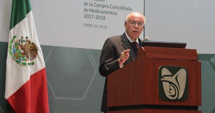 """Para el secretario de Salud federal, José Narro Robles, todo fue """"miel sobre hojuelas""""."""