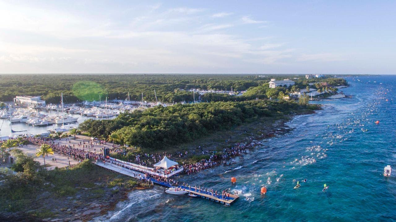 Cozumel, en los ojos del mundo por Ironman 2018
