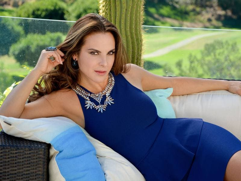 Kate del Castillo se muestra natural en Instagram