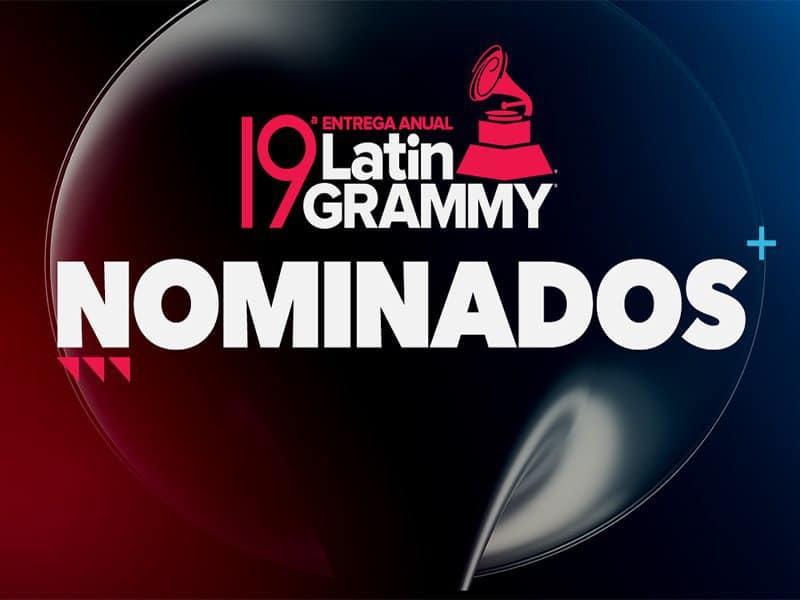 Latin Grammy: Estos son todos los nominados