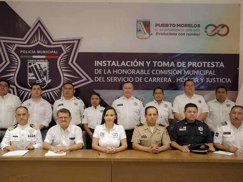 Órgano de Justicia regulará a los policias: Laura Fernández