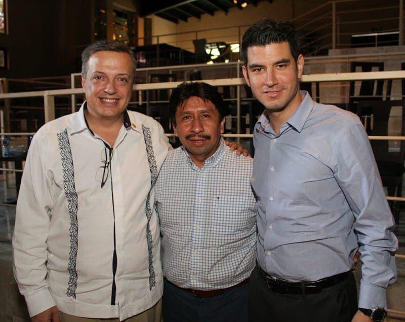 Luis Alegre se reúne con empresarios de Quintana Roo