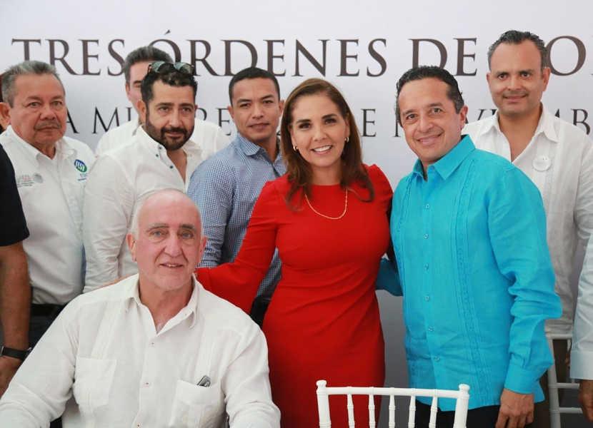 Fortalecer el turismo de Cancún con promoción: Mara Lezama