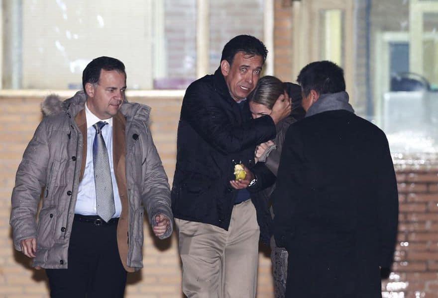 Reabren caso contra Moreira en España
