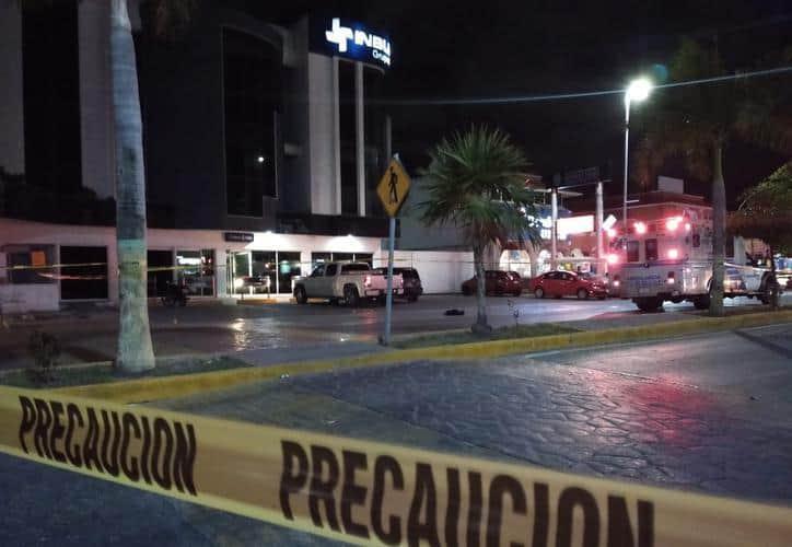 Asesinan a empresario a quemarropa en Playa del Carmen