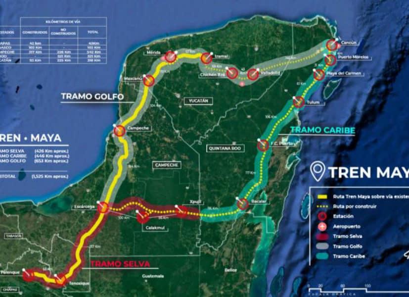 Académicos y ambientalistas piden posponer Tren Maya