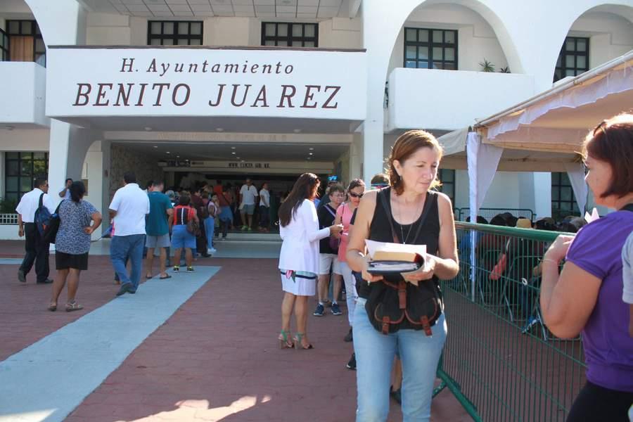 Ineficiente atención al pago del predial en Cancún