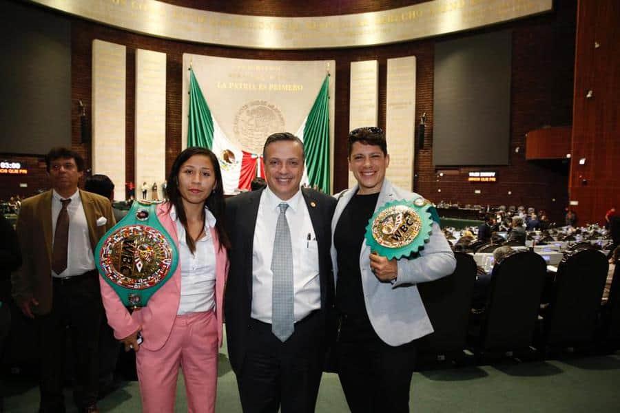 Disciplina y Constancia claves del éxito de boxeadora Yesenia: Luis Alegre