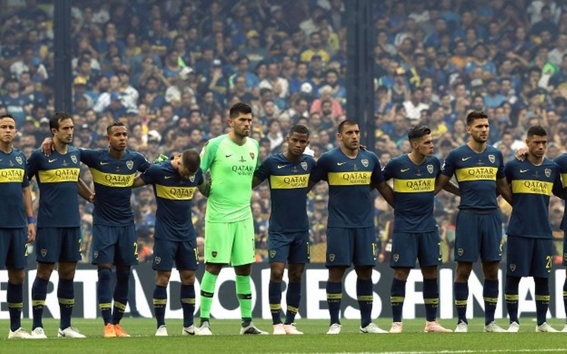 Así se encuentran los jugadores del Boca Juniors tras ser atacados