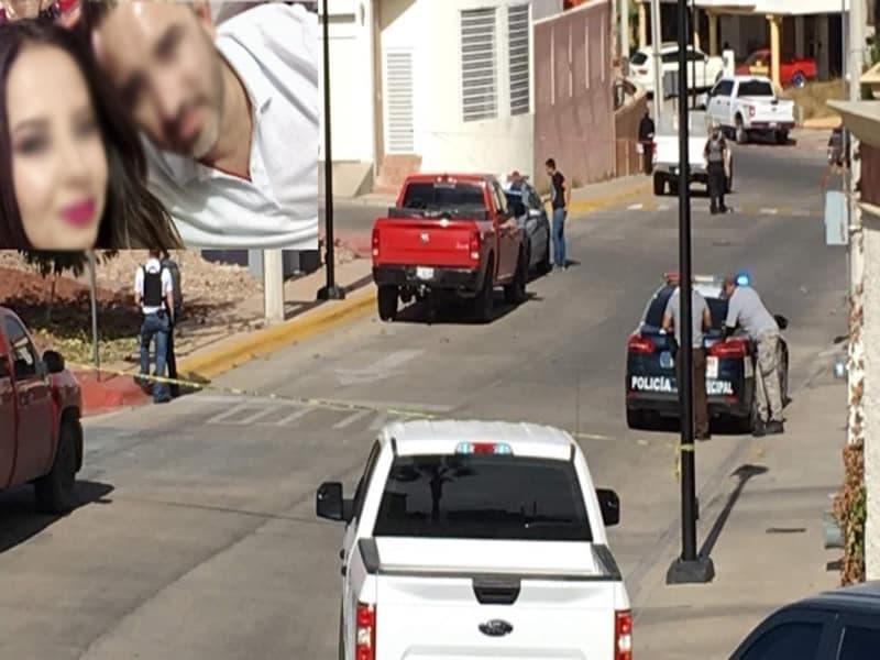 Kenia Lucero Fierro Balderrama, fue asesinada junto con su pareja, Jorge Muñoz Hernández a puñaladas.