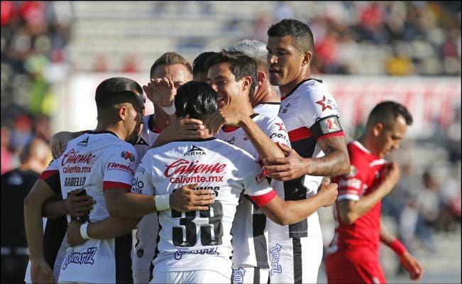Liga MX: Resumen y goles Lobos BUAP 2-0 Toluca