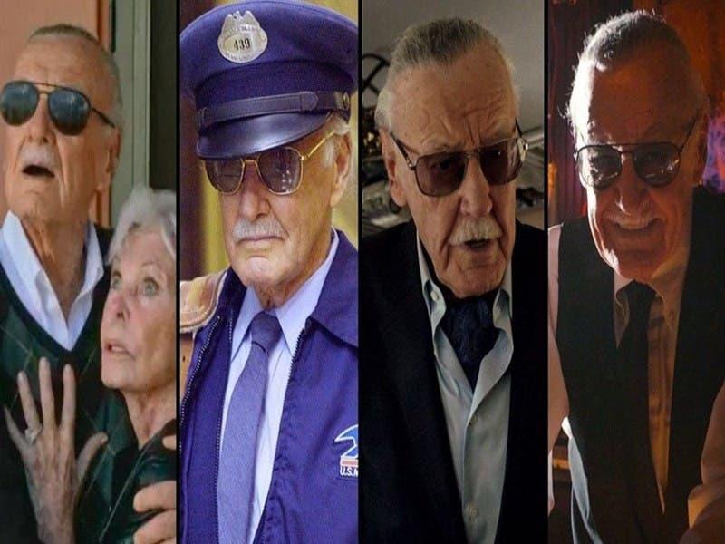 La leyenda, era famoso en Hollywood por sus incontables cameos en las películas del Universo Cinematográfico de Marvel.