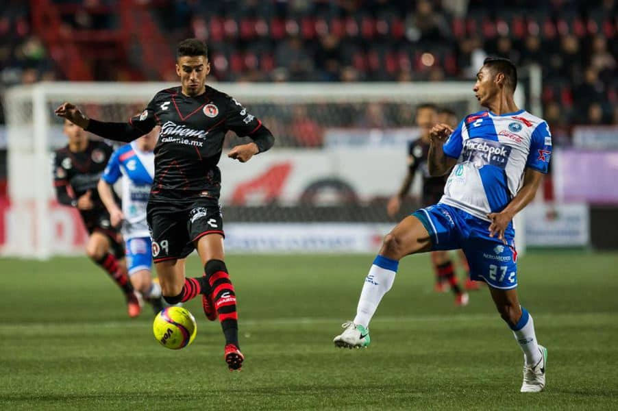 Liga MX: Ve en vivo y en directo Puebla vs Xolos
