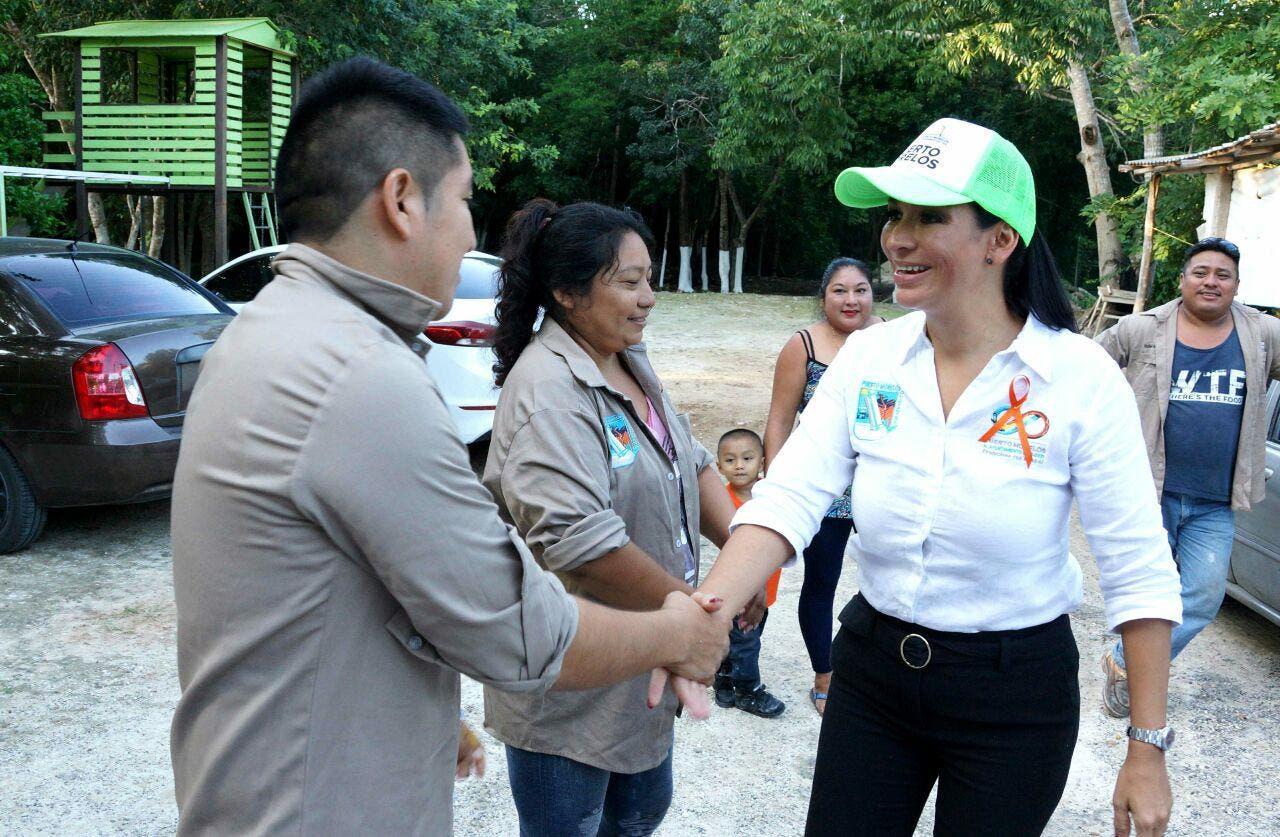 Trabajaré de la mano de la ciudadanía: Laura Fernández
