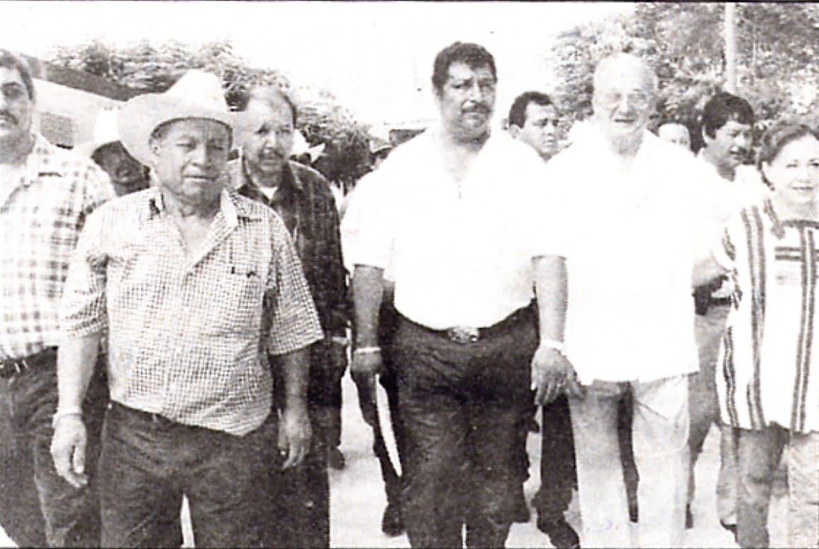 El expresidente de México los ha vuelto a visitar en otras ocasiones