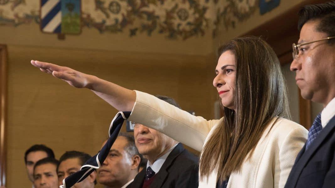 Ana Gabriela Guevara pedirá más recursos para el deporte