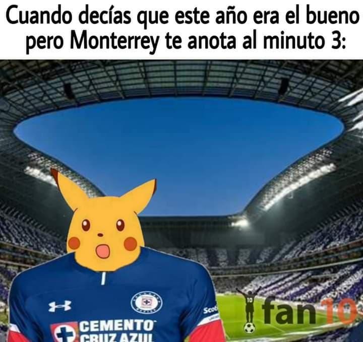 Liga MX: Los mejores memes de Monterrey vs Cruz Azul Semifinales de Ida