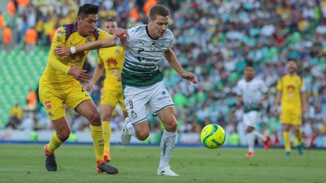 Liga MX: Ver en vivo y en directo América vs Santos (Amistoso)