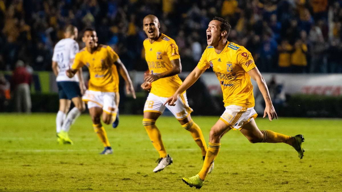 Liga MX: Tigres vence a Pumas en Cuartos de Final de Ida